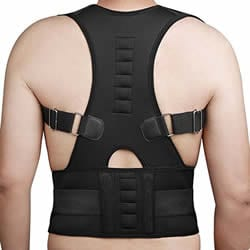 Poscure Magnetic Posture Support Back Brace Review